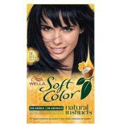 Tonalizante Soft Color 28 Preto Azulado