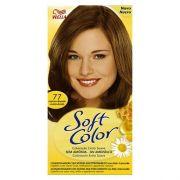 Tonalizante Soft Color 77  Marrom Dourado