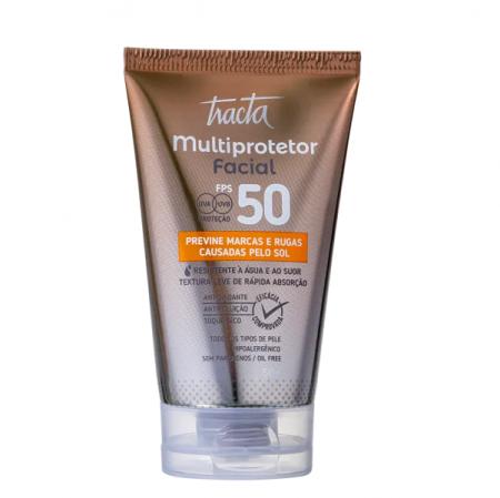 Tracta Multiprotetor FPS50 - Protetor Solar Facial 50g