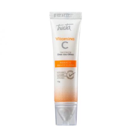 Tracta Vitamina C Gel - Creme para Área dos Olhos 15g