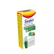 Tricofort Tônico Capilar Ação 3 Em 1 Caixa C/2 Ampolas 20ml