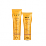 Trivitt Shampoo Pós-Quimica 280ml+Condicionador Hidratante 250ml