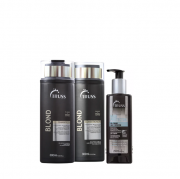 Truss Blond Shampoo+Condicionador 300ml+Hair Protector 250ml