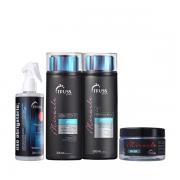 Truss Miracle Shampoo+Condicionador 300ml+Mascara 180ml+Uso Obrigatório 260ml