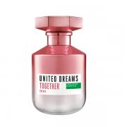 United Dreams Together For Her Benetton Eau de Toilette - Perfume Feminino