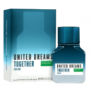 United Dreams Together For Him - Perfume Masculino 60ml