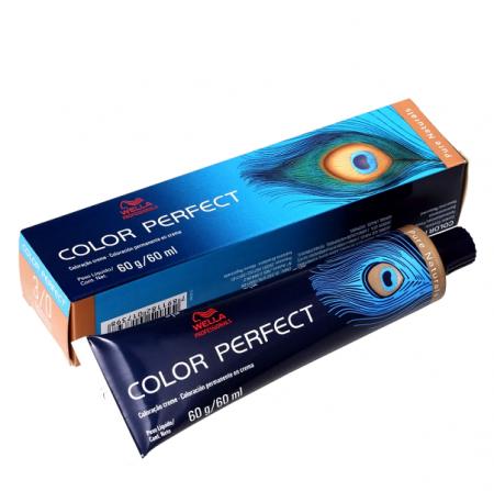Wella Color Perfect 3.0 Castanho Escuro - Coloração Permanente 60g
