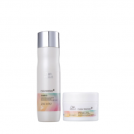 Wella Professionals Color Motion+ - Shampoo 250ml+Mascara 150ml