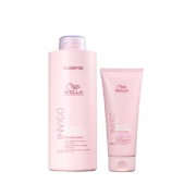 Wella Professionals Invigo Blonde Recharge Shampoo 1L+ Condicionador 200ml
