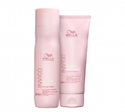 Wella Professionals Invigo Blonde Recharge Shampoo 250ml+ Condicionador 200ml