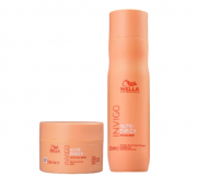 Wella Professionals Invigo Nutri-Enrich Shampoo 250ml+Mascara 150ml
