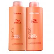 Wella Professionals Invigo Nutri-Enrich Shampoo+Condicionador 1L