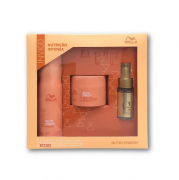 Wella Professionals Kit Nutri-Enrich Shampoo 250ml+Mascara 150ml+Oil Reflcetions 30ml