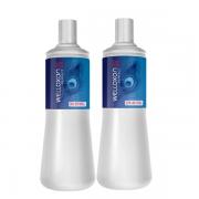 Wella Professionals Welloxon Perfect - Oxidante 30v+Oxidante 40v 1000ml (2 Unidades)