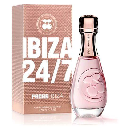 24/7 Pacha Ibiza Her Eau de Toilette - Perfume Feminino 80ml