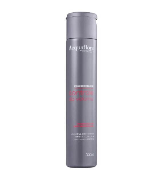 Acquaflora Controle do Volume Shampoo+Cond 300ml+Leave-in 240ml