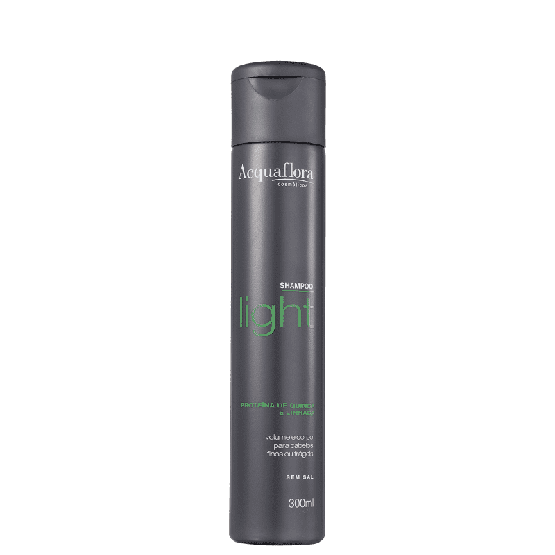 Acquaflora Light - Shampoo sem Sal 300ml