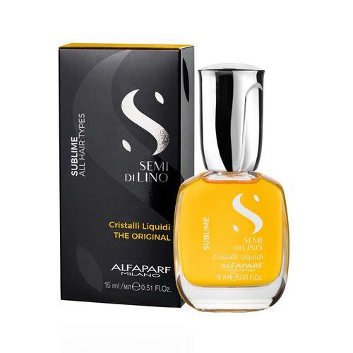 Alfaparf Semi Di Lino Sublime Cristalli Liquidi - 15ml