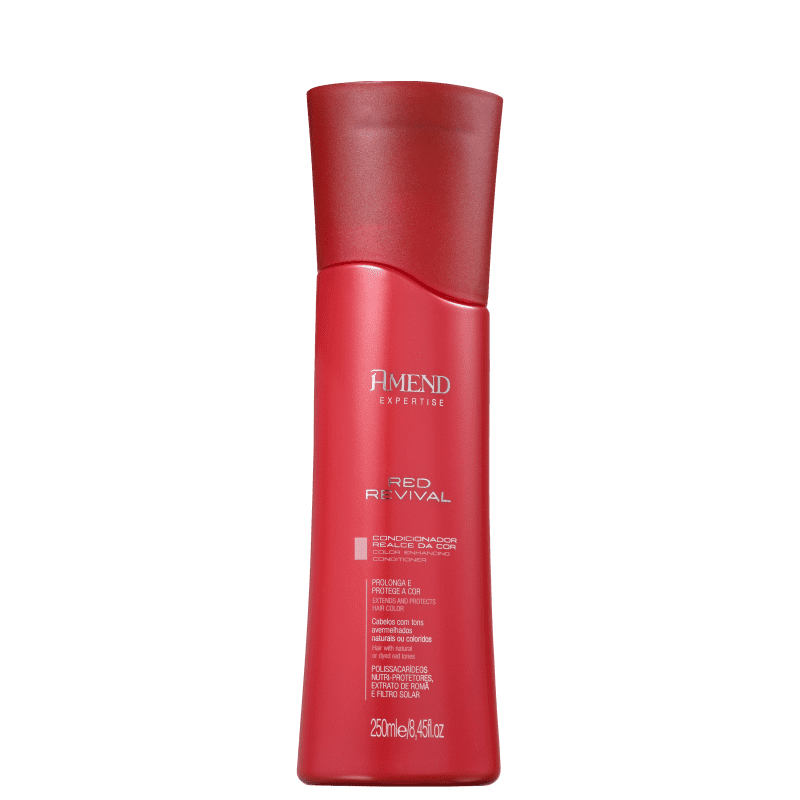 Amend Red Revival Realce da Cor - Condicionador 250ml