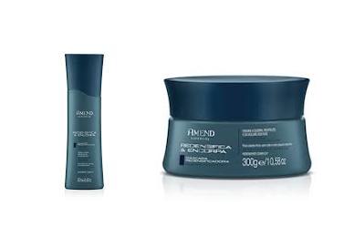 Amend Redensifica & Encorpa Shampoo 250ml + Amend Redensifica & Encorpa Máscara 300g