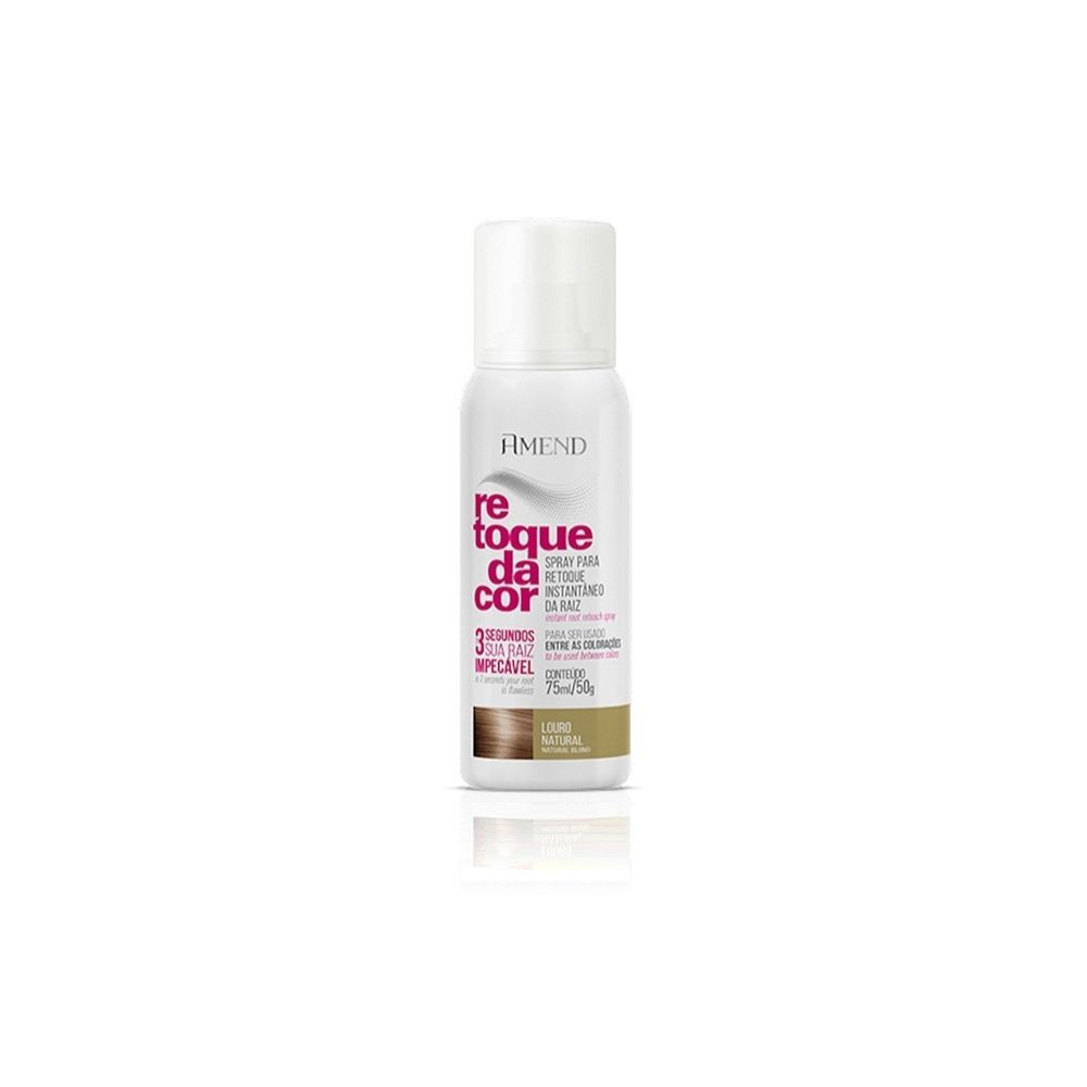 Amend Retoque da Cor Louro Natural 75ml