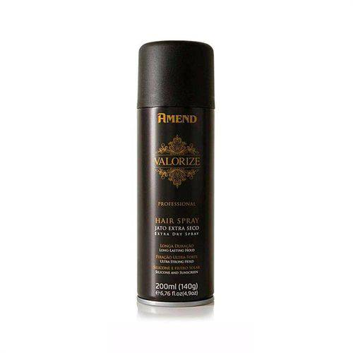 Amend Valorize Hair Spray Profissional Ultra forte 200ml