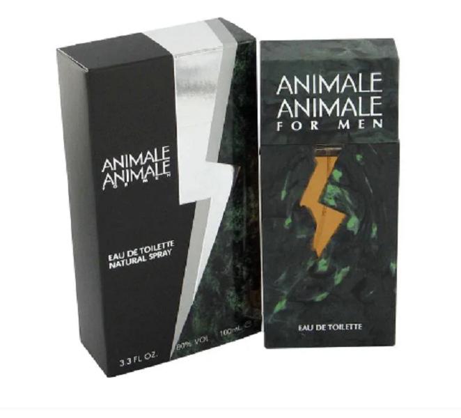 Animale Eau de Toilette Perfume Masculino 100ml