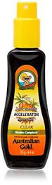Australian Gold Accelerator Clear - Spray Bronzeador 125ml