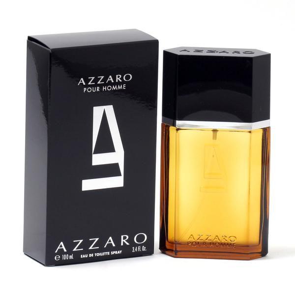 Azzaro Pour Homme Eau de Toilette Perfume Masculino 100ml