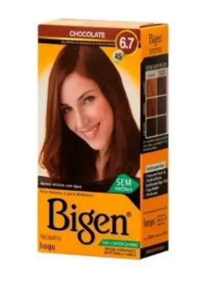 Bigen Chocolate 6.7