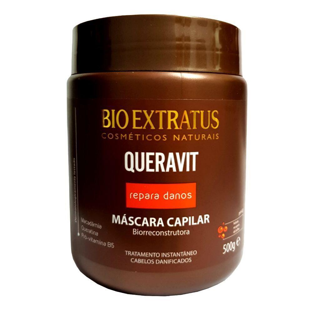 Bio Extratus Queravit Máscara Biorreconstrutora 500g