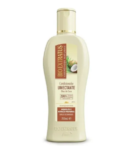 Bio Extratus Umectante Óleo de Coco (Shampoo+Condicionador 500g)