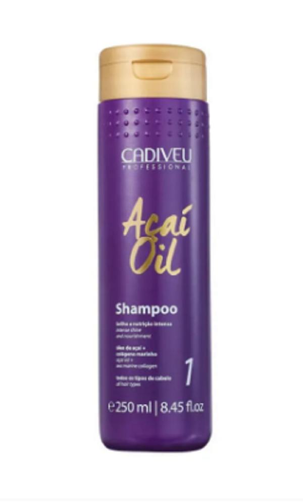 Cadiveu Professional Açaí Oil - Shampoo 250ml