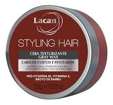 Cera Lacan Texturizante Gay Wax Styling Hair 100g