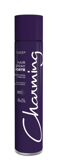Charming Hair Spray 400ml Forte
