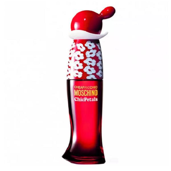 Cheap & Chic Chic Petals Moschino Eau de Toilette - Perfume Feminino 50ml
