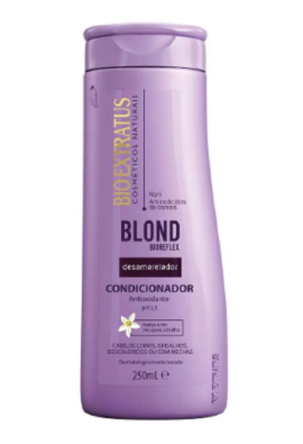 Condicionador Bio Extratus Blond Bioreflex 250ml