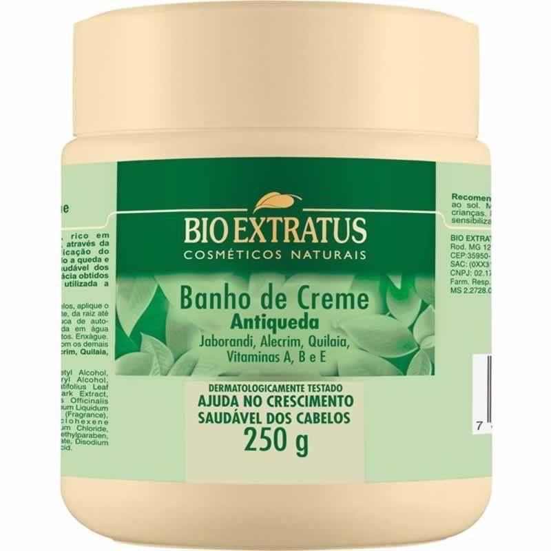 Creme De Tratamento Bio Extratus Antiqueda Jaborandi 250g