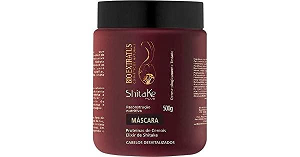 Bio Extratus Shitake Plus Mascara 500g