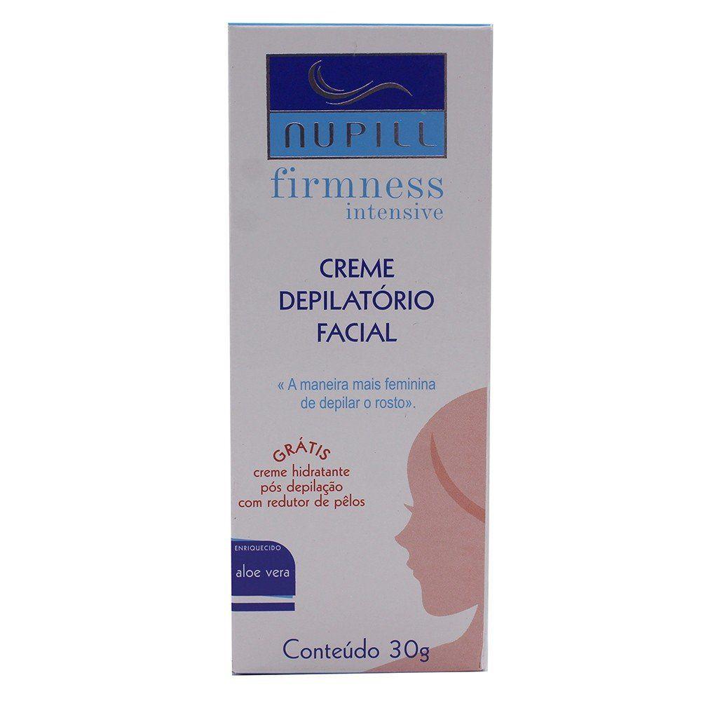 Creme Depilatório Facial Nupill 30g