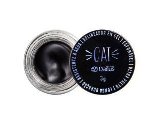 Delineador em Gel Dailus Cat Ultra Preto