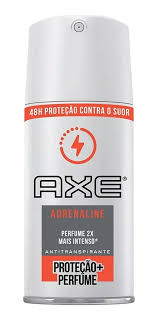 Desodorante Aerosol Axe Adrenaline 152ml