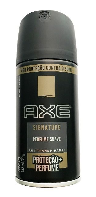 Desodorante Aerosol Axe Signature 152ml