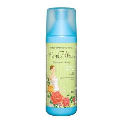 Desodorante Alma De Flores Spray - 90ml