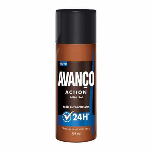 Desodorante Spray Avanço Action 85ml