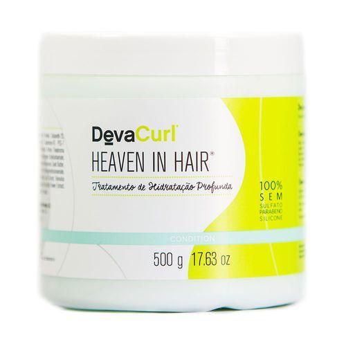 Deva Curl Heaven In Hair - Tratamento Capilar 500g