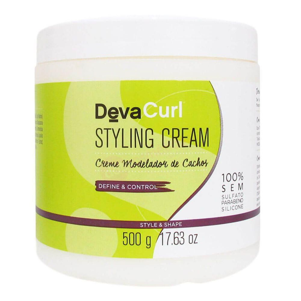 Deva Curl Styling Cream - Creme Modelador 500g