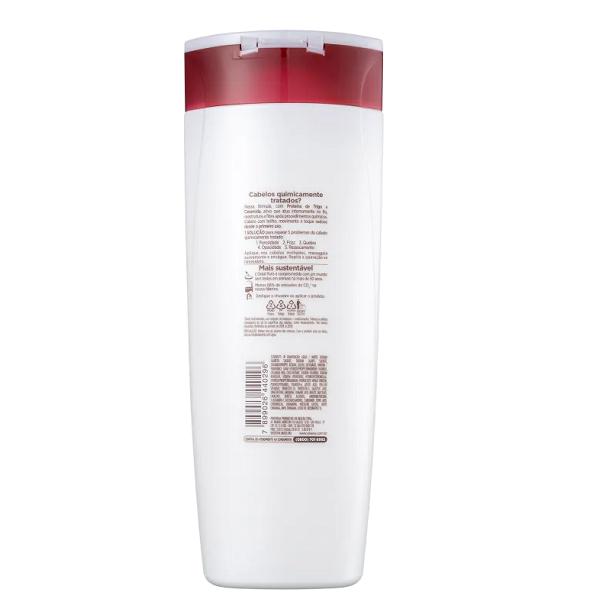 Elseve Reparação Total 5 Pós Química - Shampoo 400ml (3 Unid)