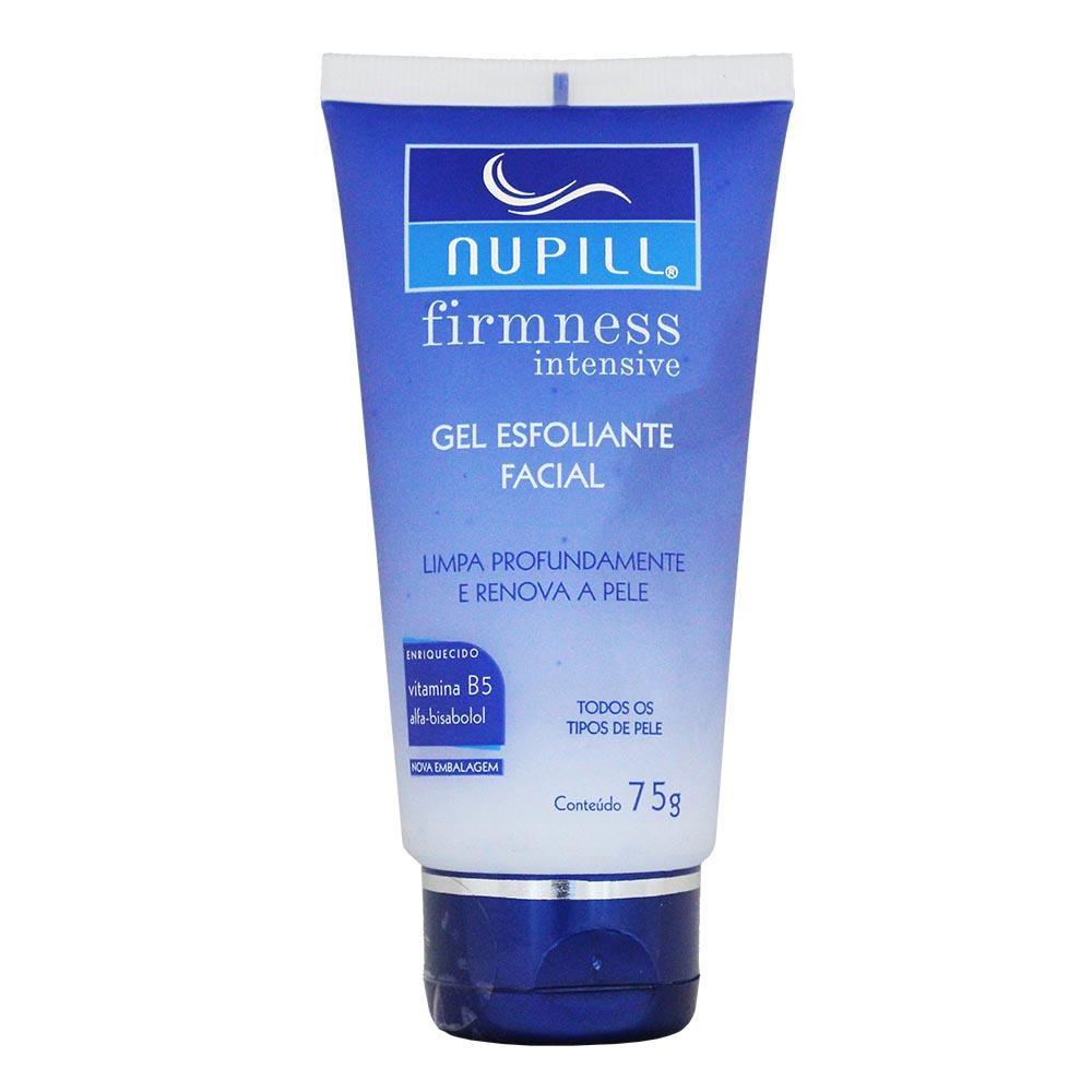 Gel Esfoliante Facial Firmness Intensive 75g - Nupill