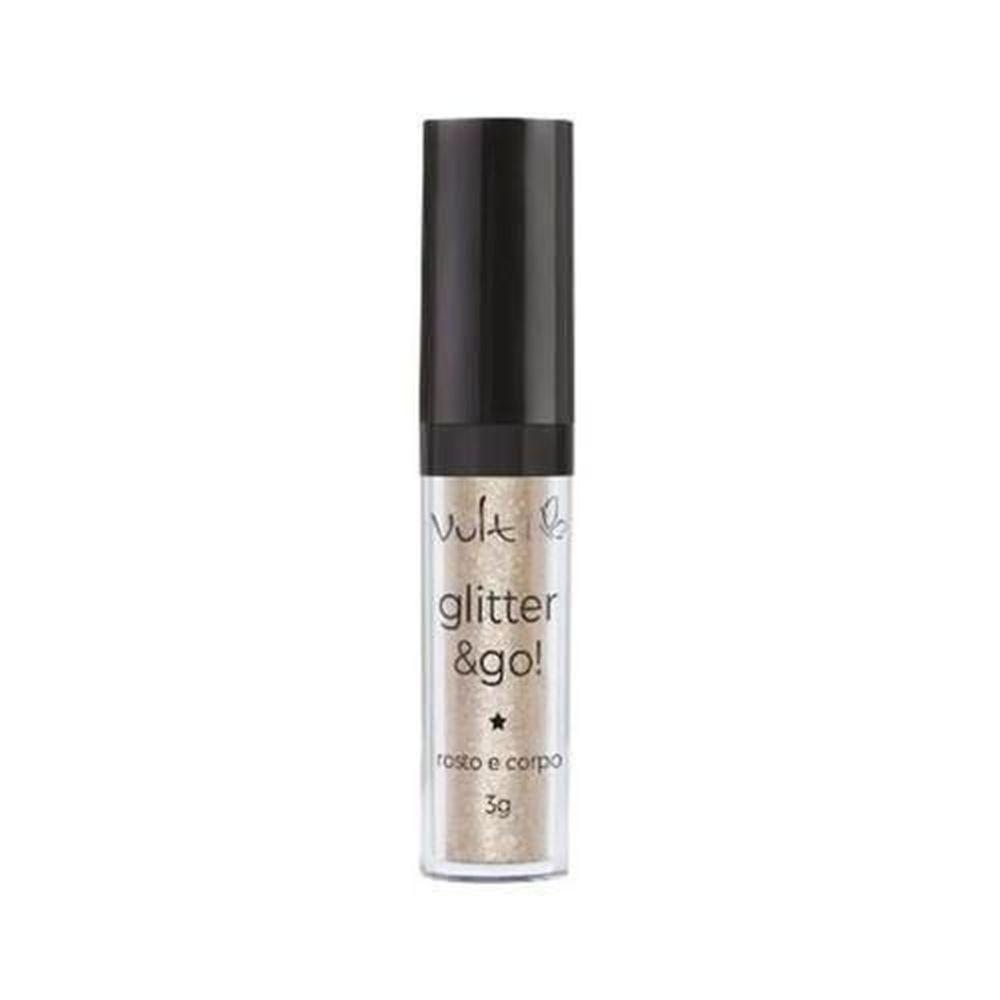 Glitter Pote De Ouro Glitter & Go - Vult